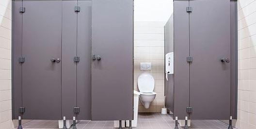 Como usar banheiro público corretamente