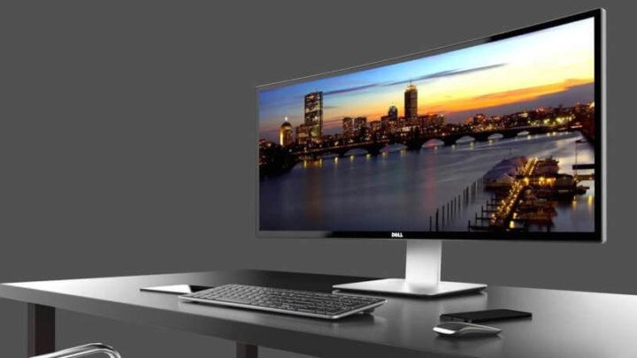 Monitor LED encanta pela beleza de imagens