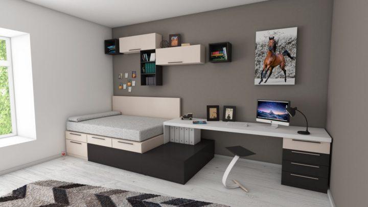 Como organizar o apartamento pequeno
