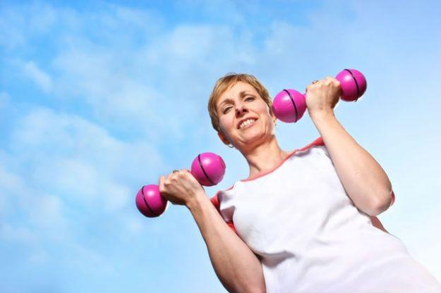 Treinamento de força e composição corporal em mulheres