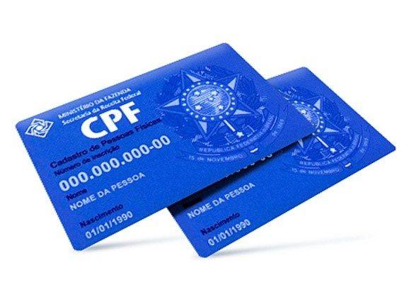 Como pedir Segunda via do CPF