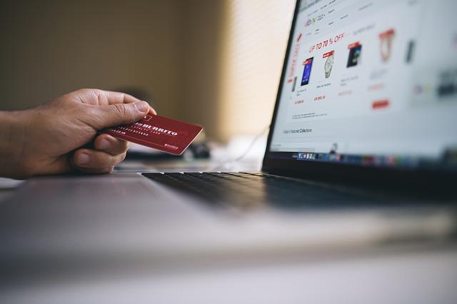 comprando pelo computador