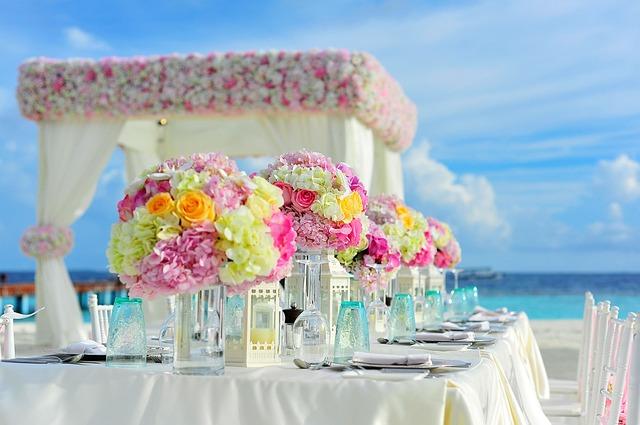 5 vantagens de realizar a cerimônia e a festa de casamento no mesmo local