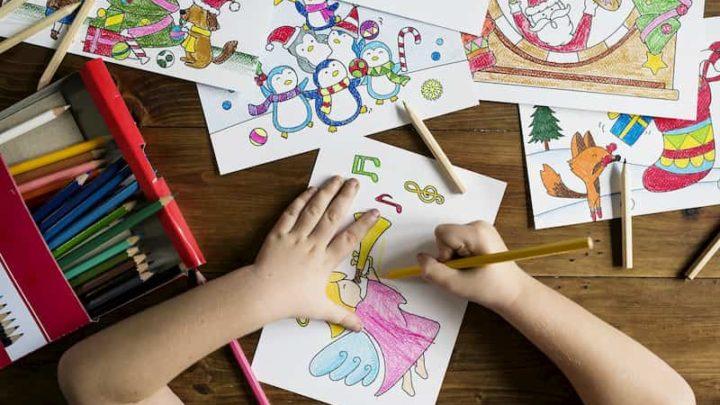 Importância dos Desenhos para Colorir na infância