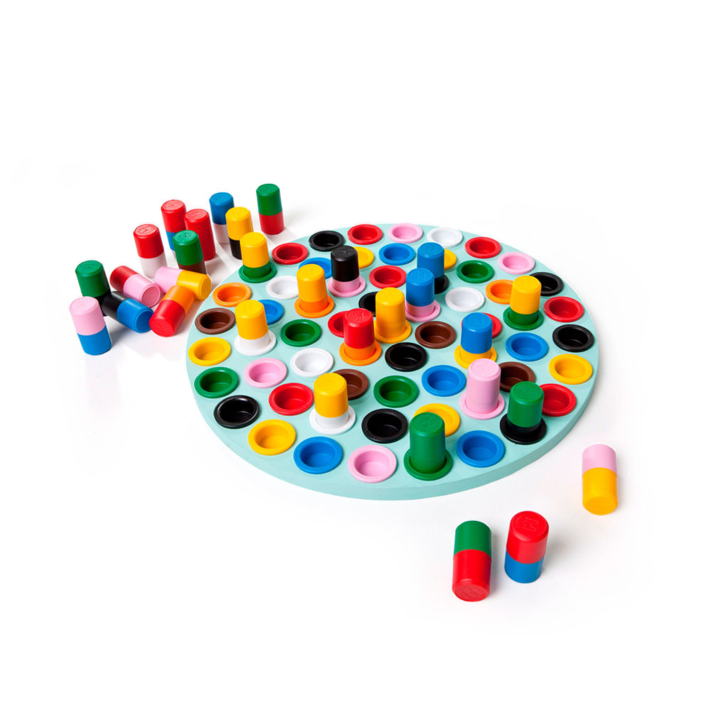 jogo das cores
