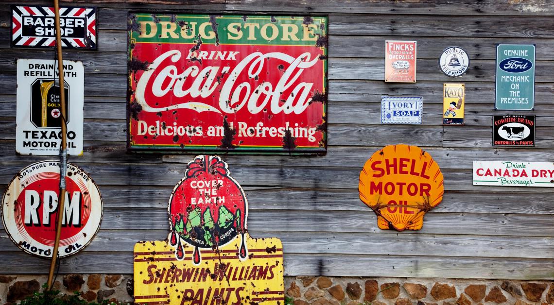 Conheça a história de 3 logos famosas