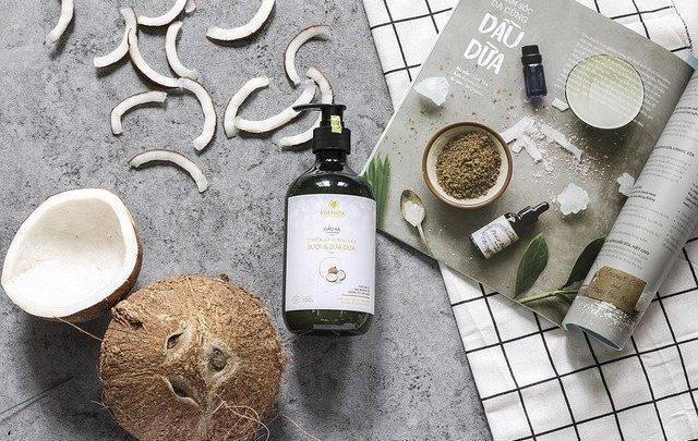 Óleo de coco e óleos vegetais: conheça os benefícios para o cabelo