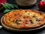 massa de pizza integral